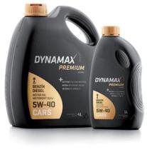 LUBRICANTE DYNAMAX 502040 - DYNAMAX ULTRA PLUS PD 5W40  5L